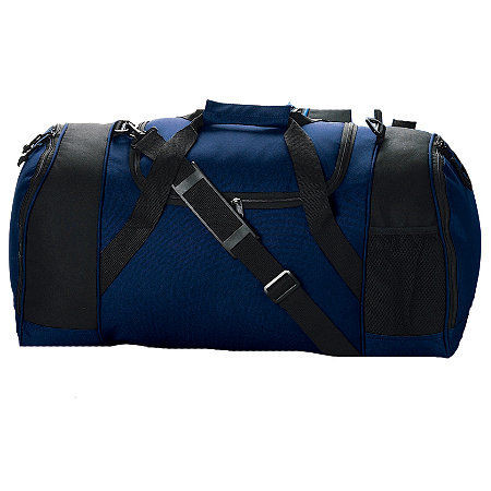 DUFFLE BAG WITH BALL POCKET