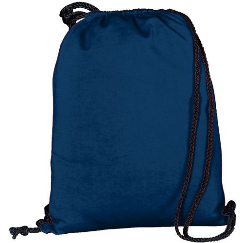 ATHLETIC FLEECE DRAWSTRING BACKPACK