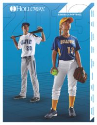 2012-13 Holloway Baseball & Softball Catalog