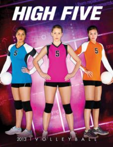 Fall 2013 Volleyball Catalog
