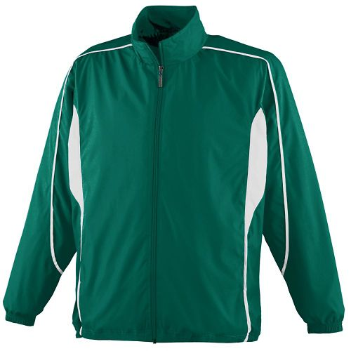 MICRO POLY TWO-COLOR JACKET