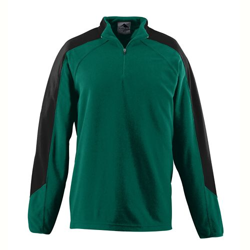MICRO FLEECE HALF-ZIP PULLOVER