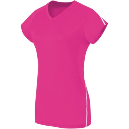WOMENS SHORT SLEEVE SOLID JERSEY