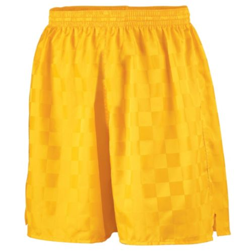 LONG CHECKERBOARD NYLON SHORT-YOUTH