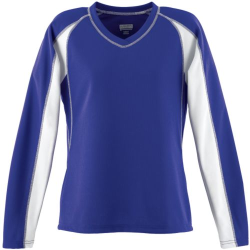 LADIES WICKING MESH CHARGER JERSEY