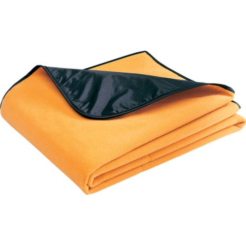 CHILL FLEECE BLANKET/TAFFETA LINED