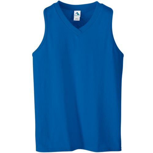 LADIES SIX-OUNCE RACERBACK V-NECK JERSEY