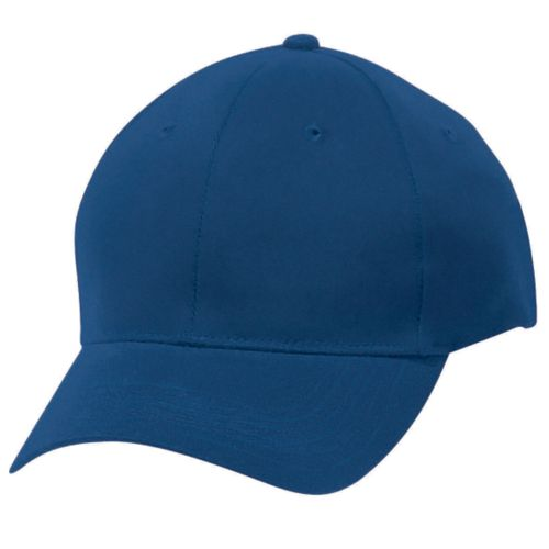 SPORT FLEX BRUSHED TWILL SIX-PANEL CAP-ADULT