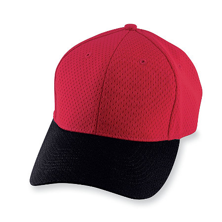 ATHLETIC MESH CAP-ADULT