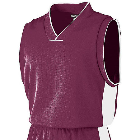 YOUTH WICKING MESH GAME JERSEY