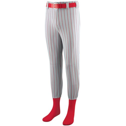 STRIPED SOFTBALL/BASEBALL PANT-YOUTH