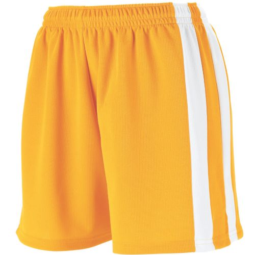 LADIES WICKING MESH POWERHOUSE SHORT