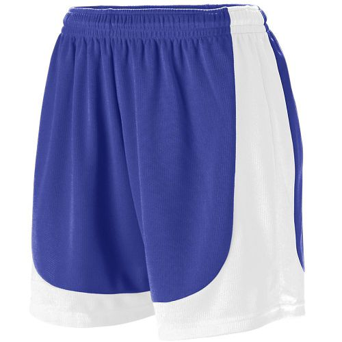 LADIES WICKING MESH ENDURANCE SHORT