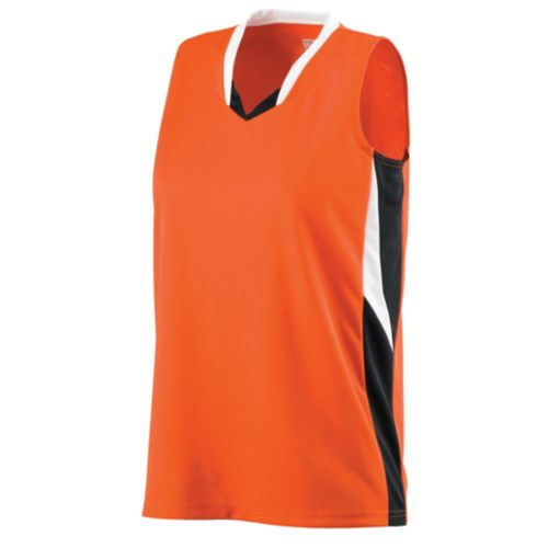 LADIES WICKING DUO KNIT ATTACK JERSEY