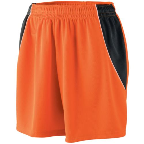 LADIES WICKING MESH EXTREME SHORT