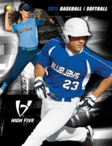 Spring 2012 Baseball Catalog