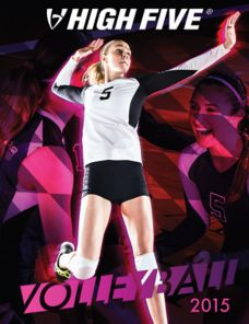 2015 High Five Volleyball Catalog