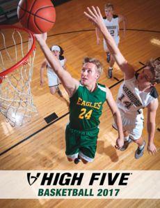 2017 High Five Basketball Catalog