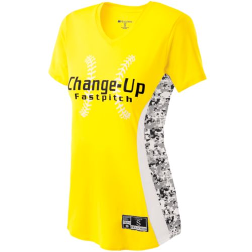 GIRLS' CHANGE-UP JERSEY