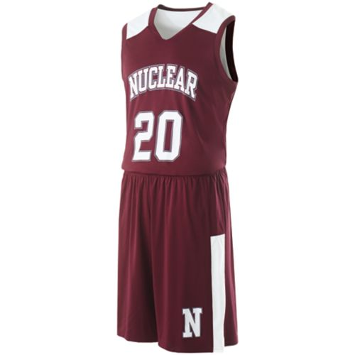 YOUTH REVERSIBLE NUCLEAR JERSEY