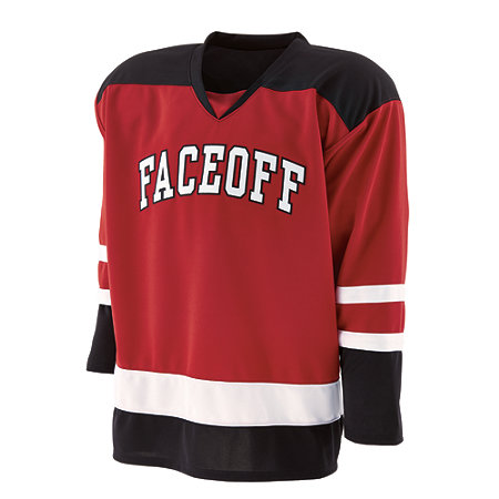 YOUTH FACEOFF GOALIE JERSEY