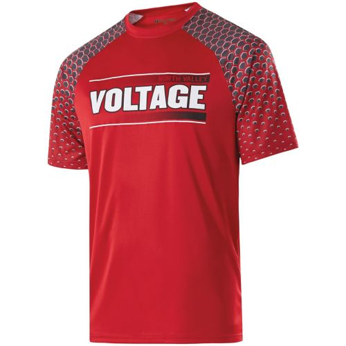 VOLTAGE DECORATED SHIRT