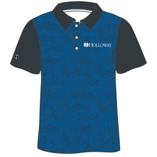 SUBLIMATED POLO - ADULT