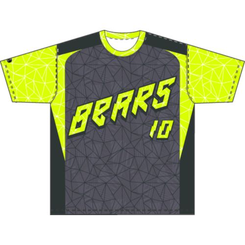 SUBLIMATED TRAINING SHIRT