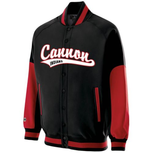 CANNON DECORATED JACKET