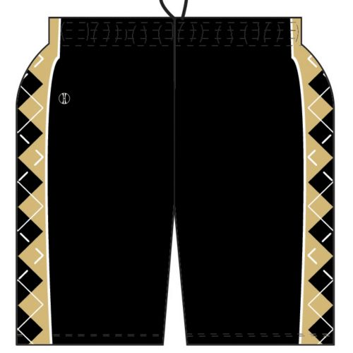 SUBLIMATED LADIES' BASKETBALL SHORT