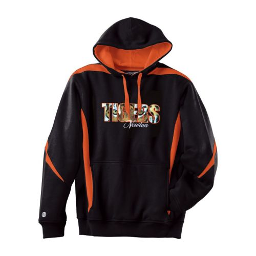 WIPEOUT DECORATED HOODIE