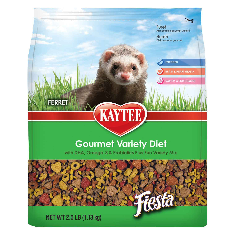 Kaytee Fiesta Ferret Food