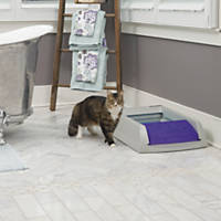 ScoopFree Automatic Self-Cleaning Litter Box