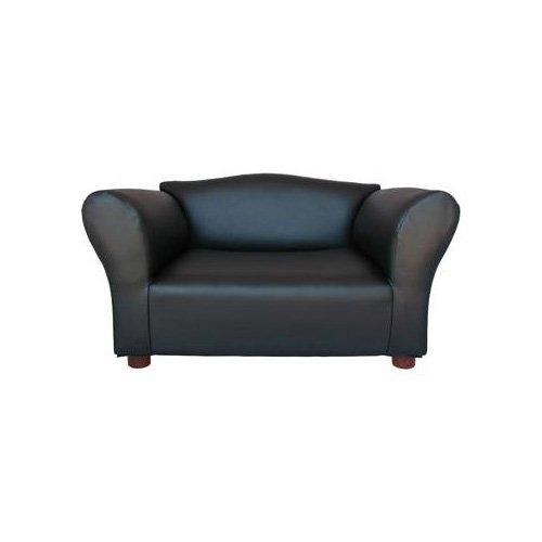 Fantasy Furniture Sofa in Black
