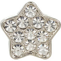 Fashion Angels Create-a-Collar 10 mm Clear Pave Star Charm
