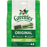 Greenies Dental Treats Teenie Size