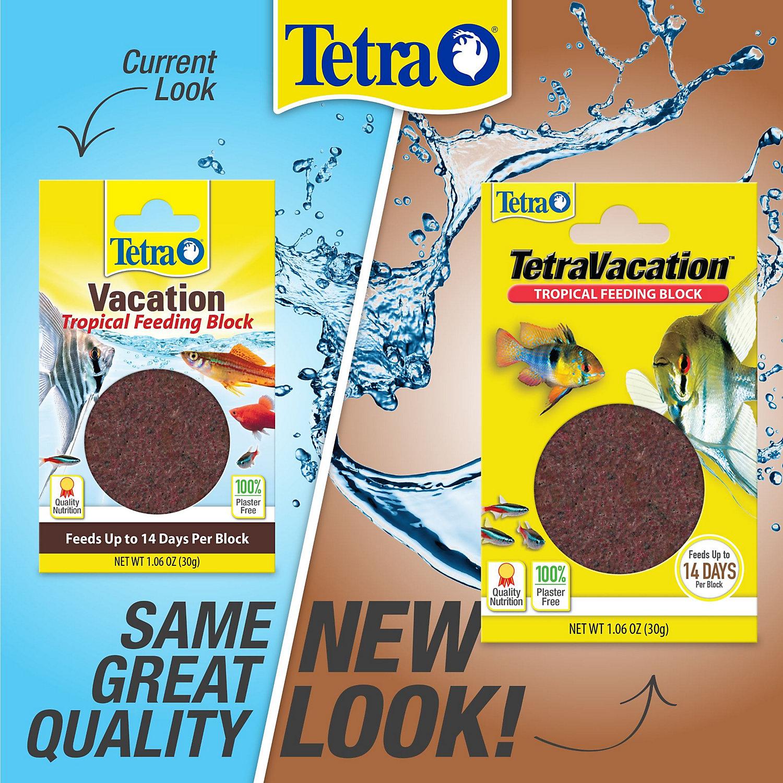 Tetra Vacation Tropical Slow Release Feeder 1.06 Oz.