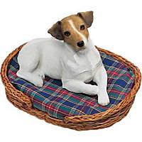 Sandicast Jack Russell Terrier Original Size Figurines