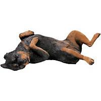 Sandicast Rottweiler Original Size Figurine