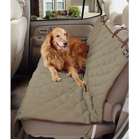 Solvit Deluxe Bench Seat Cover Petco