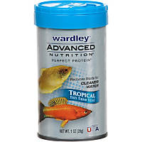 Wardley Advanced Nutrition Perfect Protein Tropical Fish Flake Food