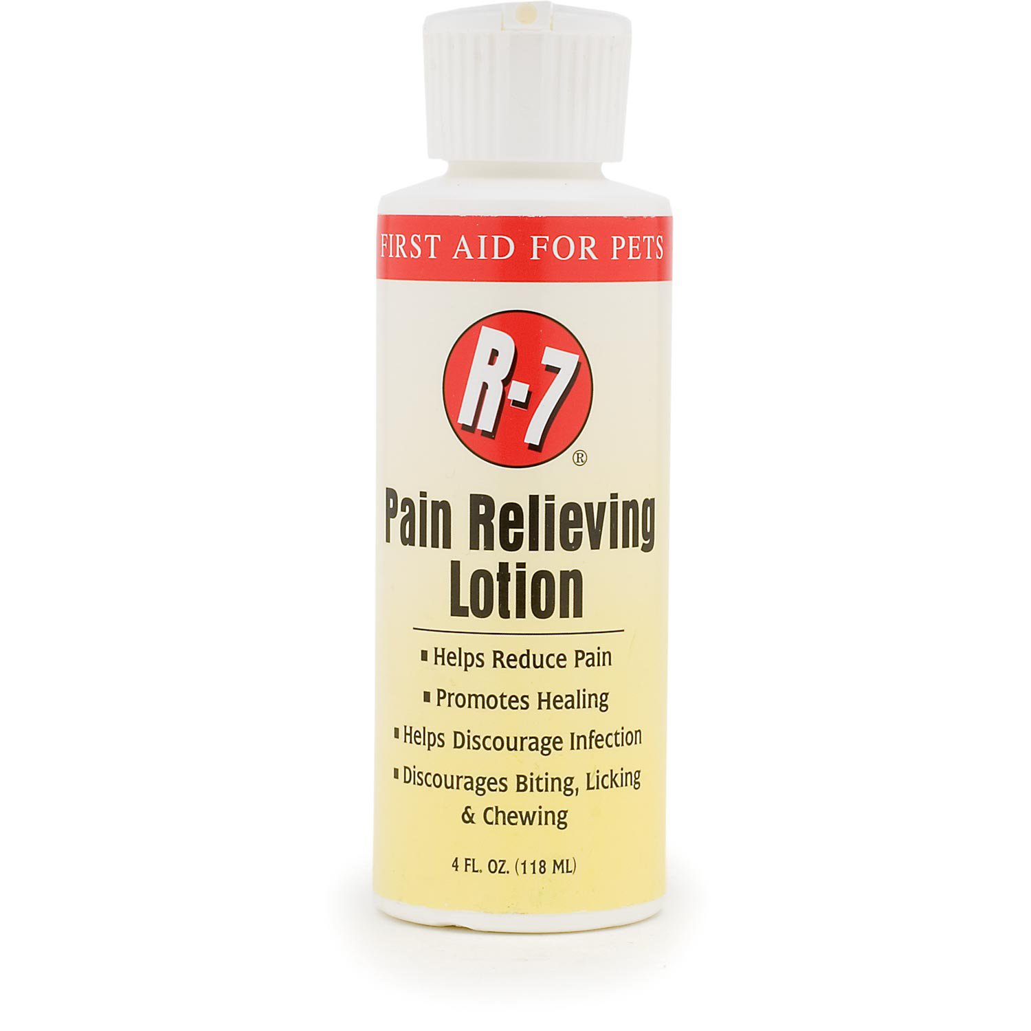 R-7 Pain Relieving Lotion