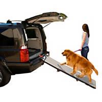 Tri-Fold Pet Gear Ramp