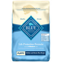 Blue Buffalo Chicken & Brown Rice Puppy Food