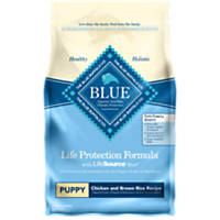 Blue Buffalo Chicken & Brown Rice Puppy Food