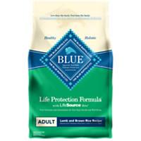 Blue Buffalo Lamb & Brown Rice Adult Dog Food