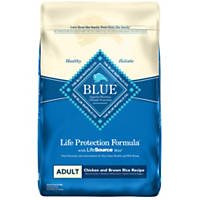 Blue Buffalo Chicken & Brown Rice Adult Dog Food