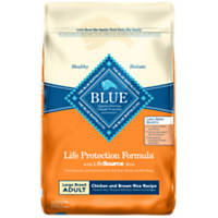 Blue Buffalo Large Breed Chicken & Brown Rice Adult Dog Food