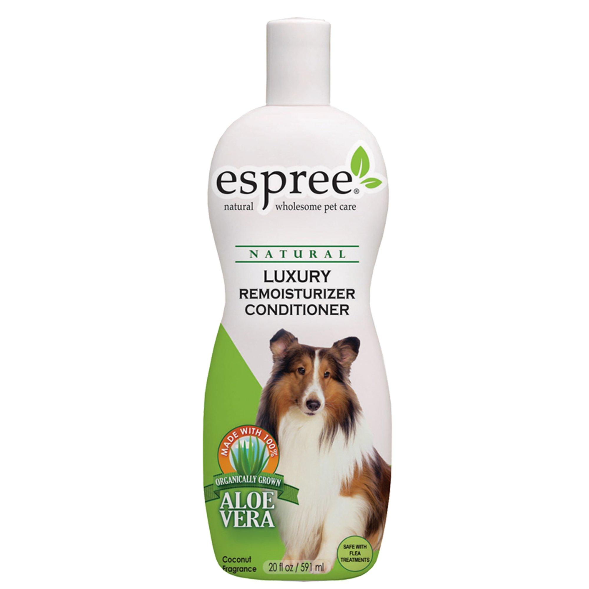 Espree Natural Luxury Remoisturizer Dog and Cat Conditioner