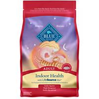 Blue Buffalo Indoor Health Salmon & Rice Adult Dry Cat Food